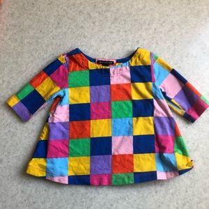 Marimekko Baby Girl Shirt size 12 months